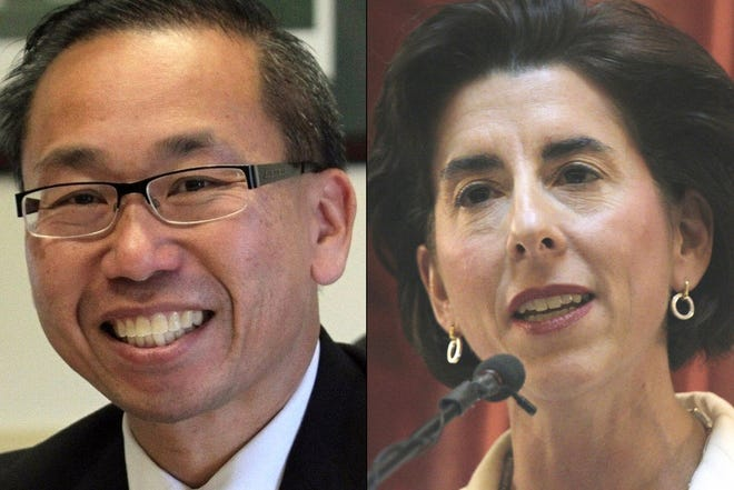 Cranston Mayor Allan Fung has filed a lawsuit asking the Superior Court to compel Gov. Gina Raimondo and her team to pay the city what it owes,