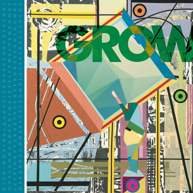"""Cover art for """"GROW: A Compilation in Solidarity with Black Lives Matter."""" The compilation of current and former Wilmington bands from Fort Lowell Records will raise money for the Wilmington NAACP."""
