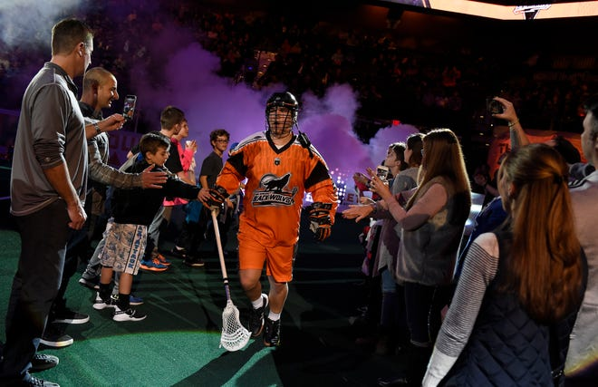 The National Lacrosse League's New England Black Wolves, who call Mohegan Sun Arena home, are scheduled to begin their season on April 9, 2021.