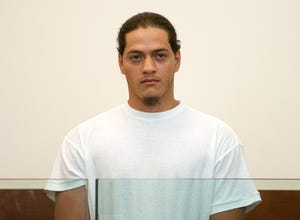 Alexis Grajales at his arraignment in June 2015