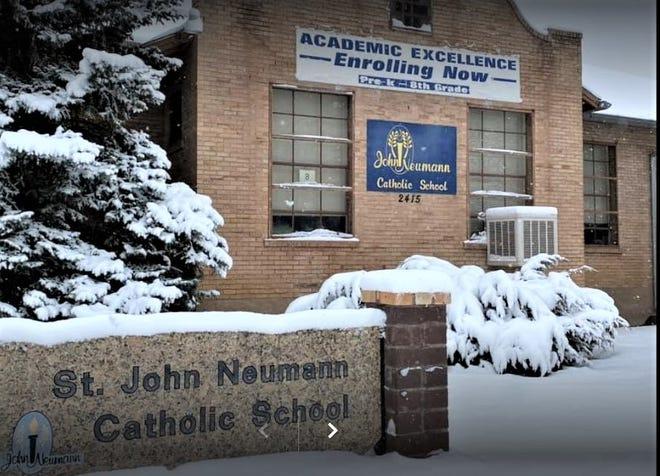 A virtual auction is serving at St. John Neumann Catholic School's annual fundraiser.