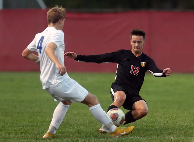 "Jayden McConnell was part of a senior class that helped lead the Big Walnut boys soccer team to a 10-4-4 season. ""It was extremely difficult for me to say goodbye to our seniors,"" coach Adam Gatton said."