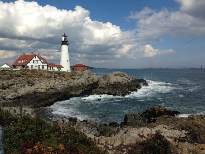A visit to Maine just isn't the same in the Age of COVID-19.