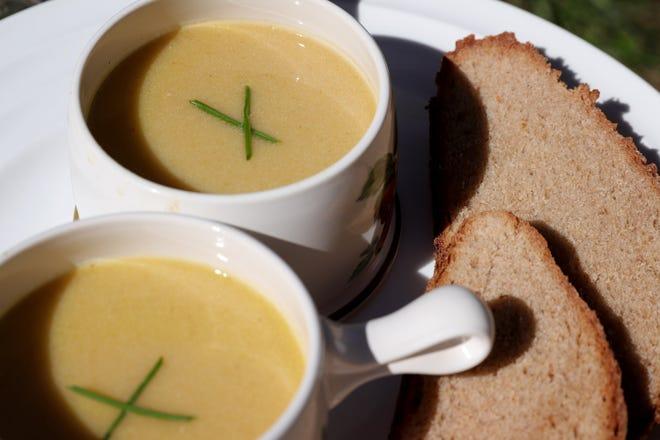Sup Bawang Kari.