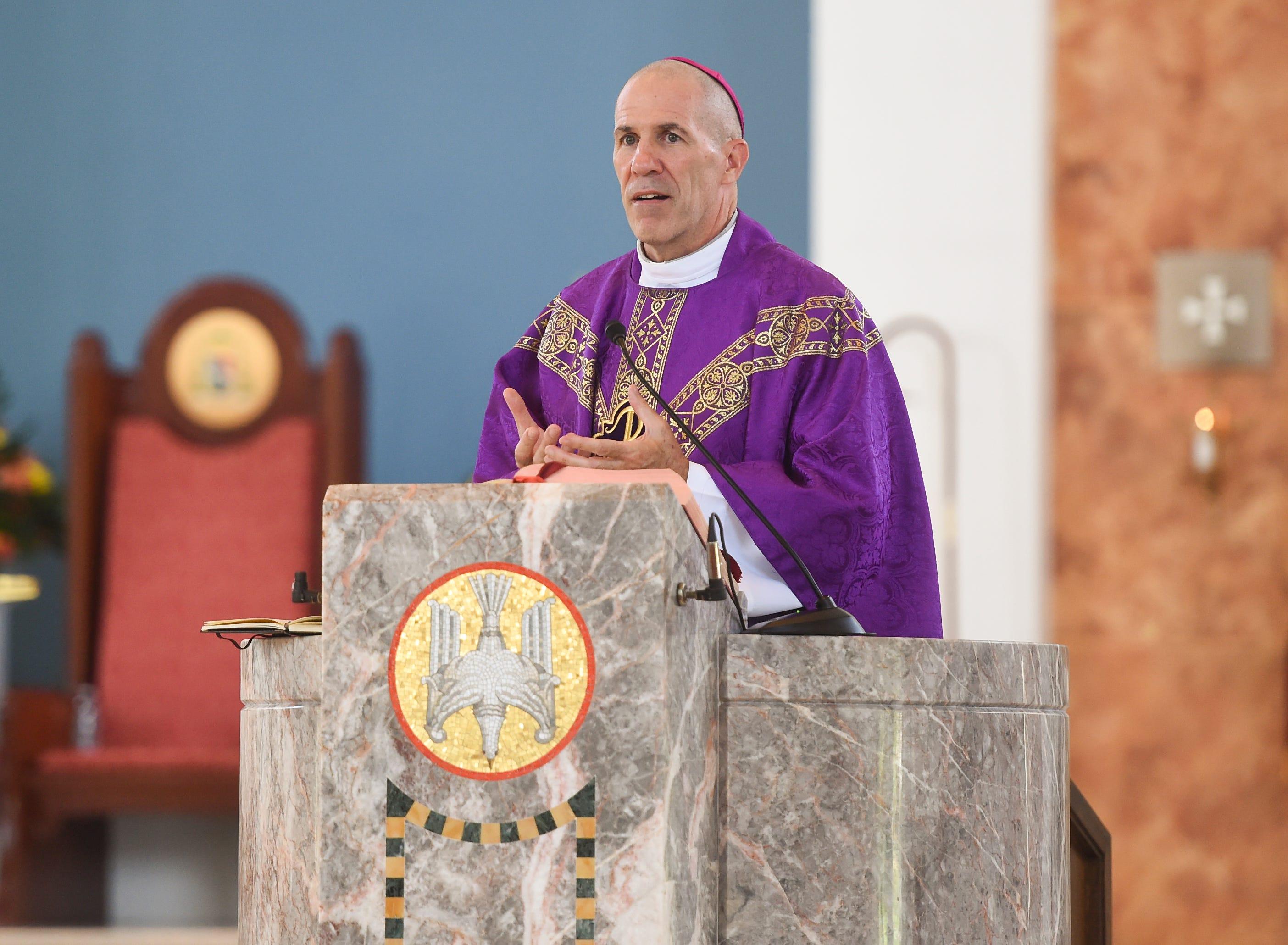 Archbishop Michael J. Byrnes