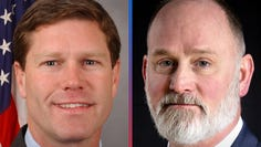 MATCHUP ELECTION 2020: Congressional District 3, on left, incumbent Ron Kind (D) and candidate Derrick Van Orden (R).