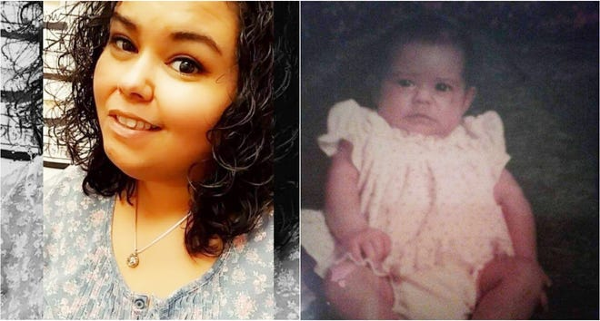 Loni Blankenbaker, 37, of Virginia is searching for her birth father whom she believes is from the Las Cruces area.