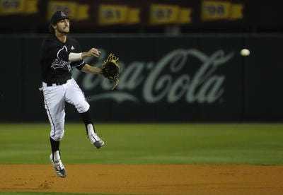 Drew Swift is returning to shortstop, where he began his Arizona State baseball career, after playing for two-plus seasons at second base.