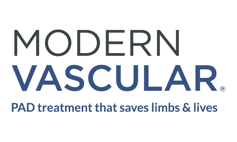 Modern Vascular Logo