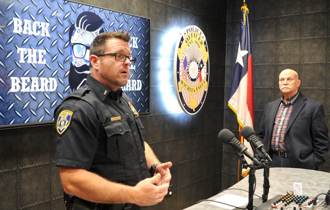The Wichita Falls Police Department and the Boys and Girls Club of Wichita Falls announced Monday a new funding raising effort called Back the Beard.