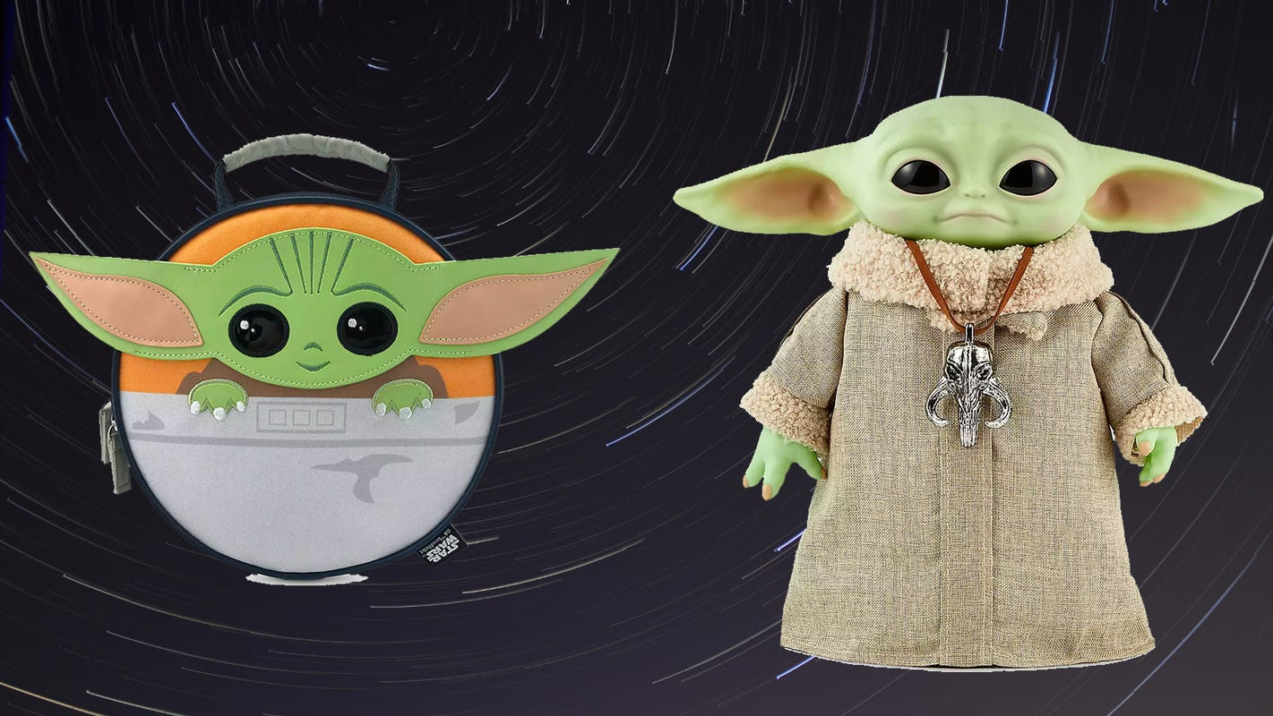 20 things you need if you're obsessed with Baby Yoda