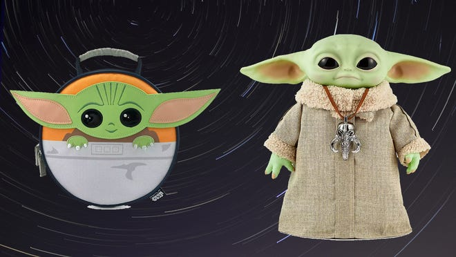 Baby Yoda Merchandise 20 Things You Need If You Re Obsessed With Baby Yoda