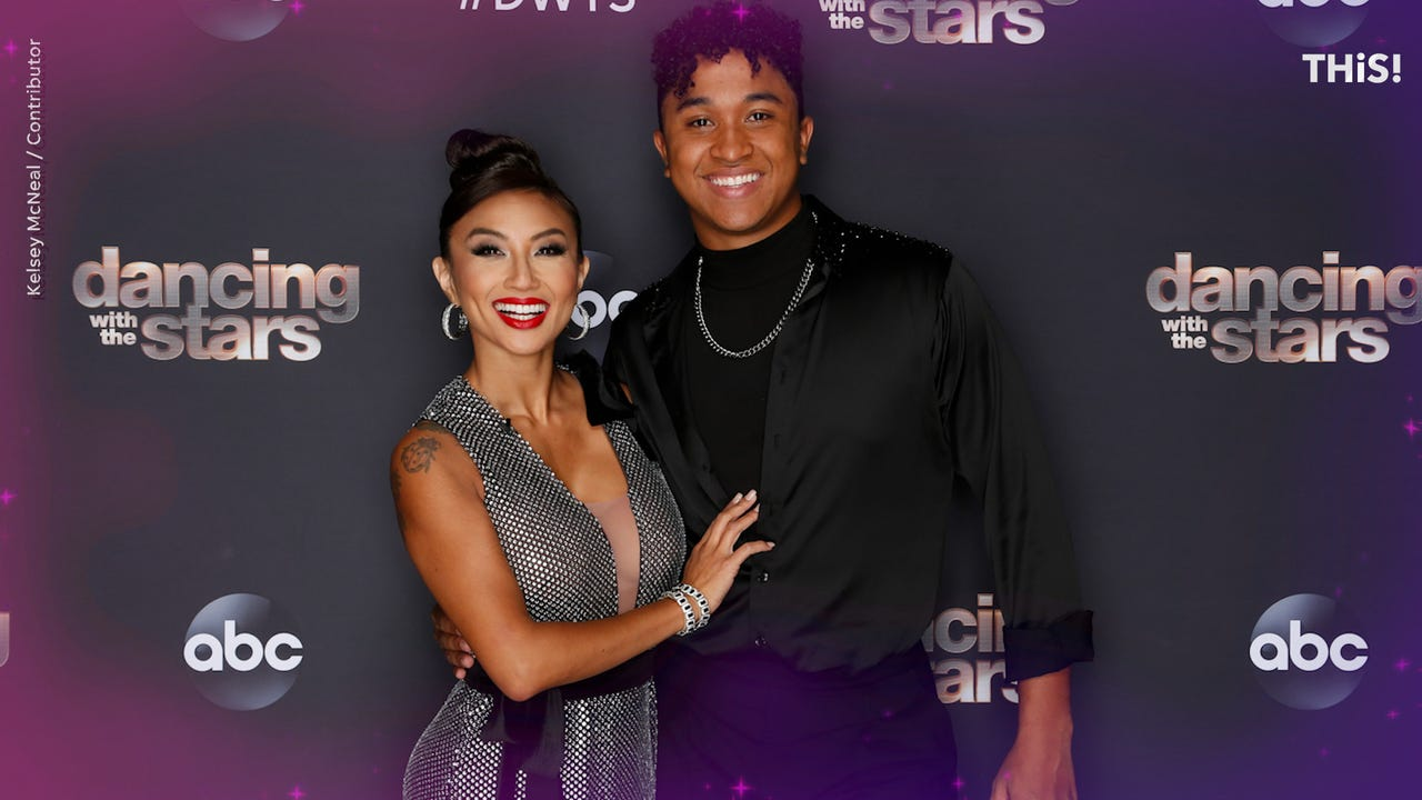 Dancing with the stars whitney height