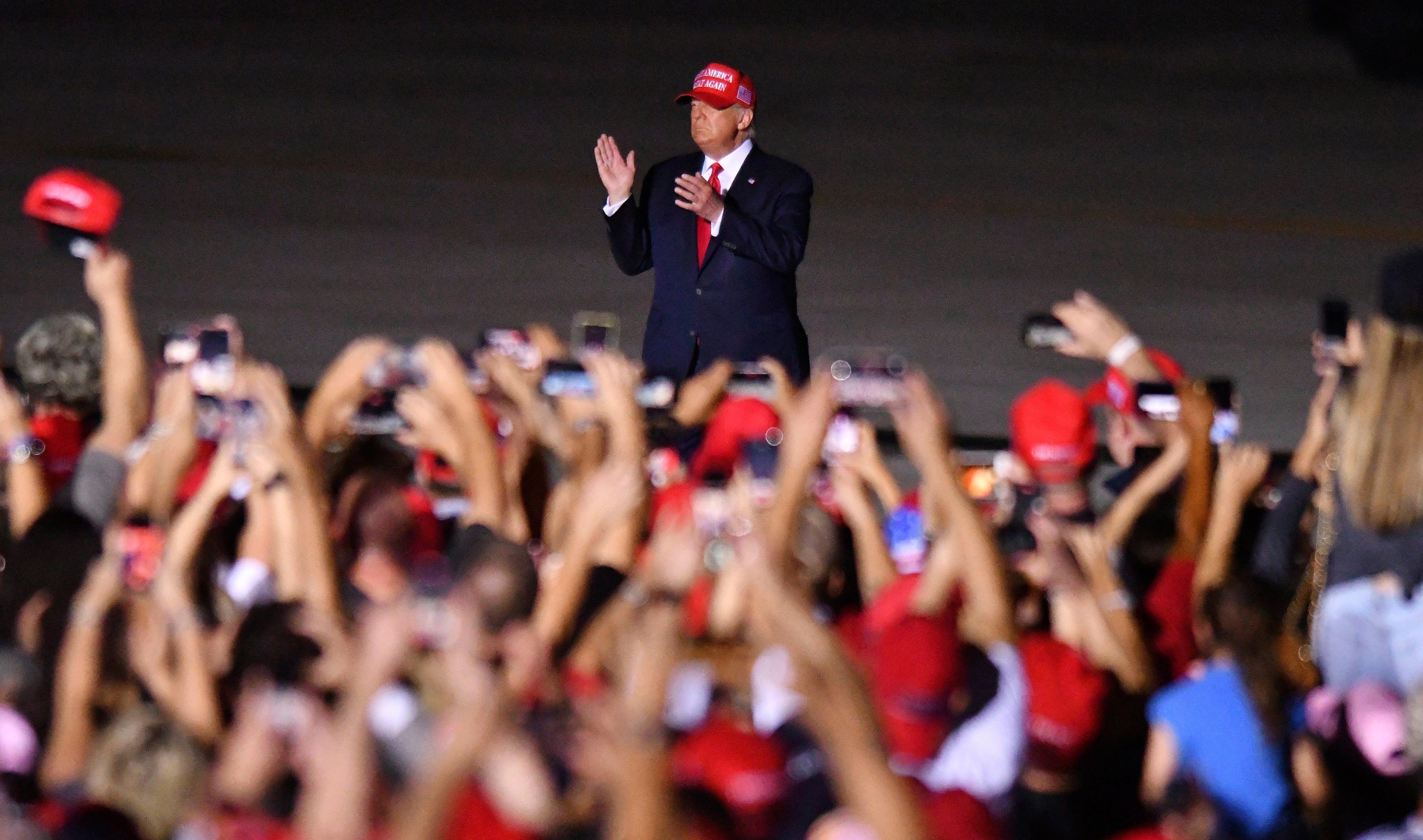Live election updates: Donald Trump hints at firing Dr. Anthony Fauci; Joe Biden, Kamala Harris court Black voters in Pennsylvania, Georgia