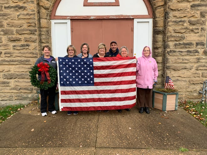 Jane Bain Chapter of National Society Daughters of the American Revolution and Wreaths Across America will work together to place wreaths on the graves of veterans buried at Alliance City Cemetery.