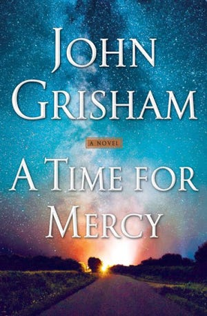 """""""A Time for Mercy"""" by John Grisham"""