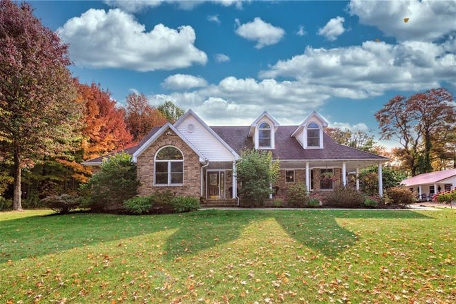 This home at 8843 Rohl Road, in North East, is listed at $499,700