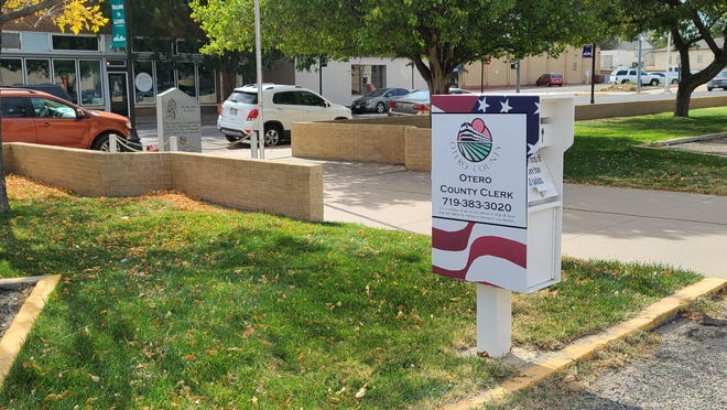 More than 7,000 ballots had been returned by Saturday, out of around 12,000 total sent out to local registered voters, according to Otero County Clerk Lynn Scott.