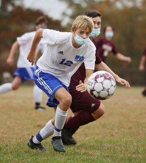 The season is on hold for John Clark and the Middletown High School boys soccer team.