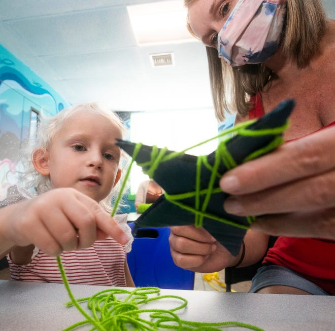 The Discovery Center in Ocala is just one of many organizations that needs volunteer assistance.