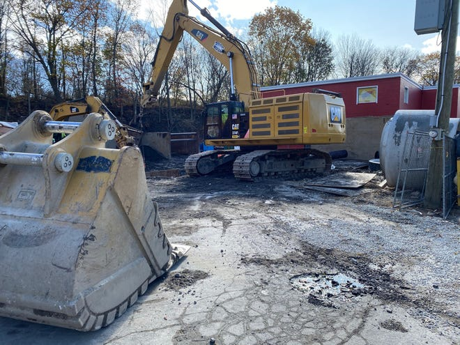 John Storer, Dover's community services director, said the $8 million Broadway culvert project is aimed at improving drainage on Broadway and throughout the surrounding neighborhoods and work is likely to continue into the late spring.
