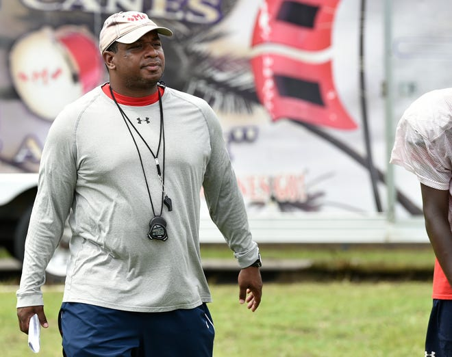 Yusuf Shakir was fired as head football coach at Manatee High on Wednesday.