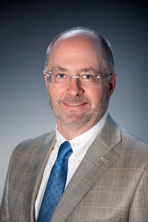 Dr. Kirk Voelker, medical director of SMH's Clinical Research Center