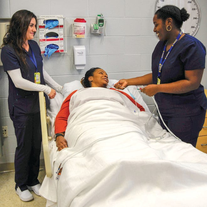 Pamlico Community College's next Nurse Aide II course is scheduled to start Tuesday, Nov. 17. [CONTRIBUTED PHOTO]