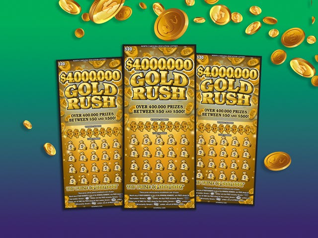 A Fayetteville woman was running errands Saturday afternoon when she won a $4 million lottery prize, lottery officials said.