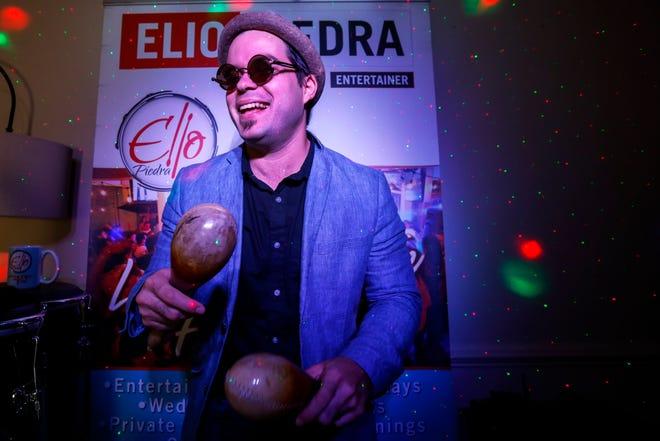 Elio Piedra will perform Nov. 6 at Celebration Pointe.