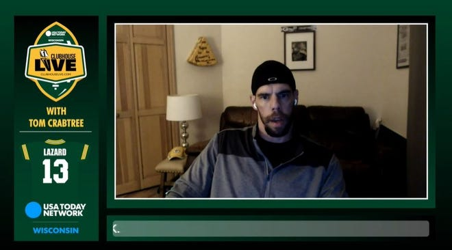 Former Green Bay Packers tight end Tom Crabtree was the guest on Monday's Clubhouse Live.