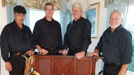 The Adagio Sax Quartet will perform an outdoor concert Sunday, Nov. 15, at Harbor City Baptist Church.