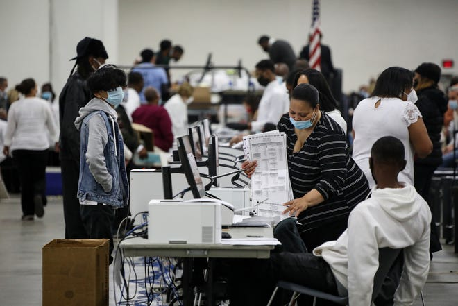 Detroit judge promises opinion on lawsuit alleging election fraud