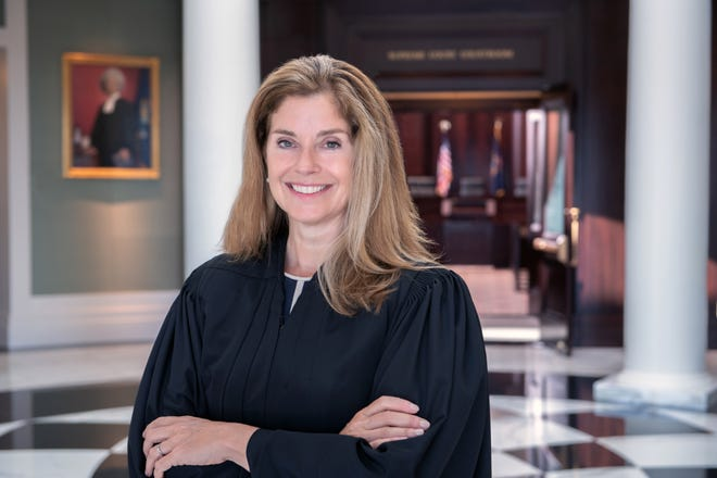 Chief Justice Bridget Mary McCormack