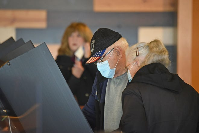 Four Mansfield City Council seats are in play this year.