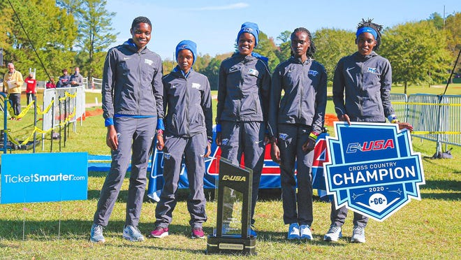This is the second straight C-USA championship for MTSU.