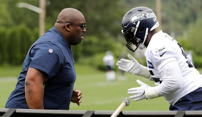 Former Gates Chili standout Clint Hurtt has been the defensive line/assistant head coach of the Seattle Seahawks since 2017.