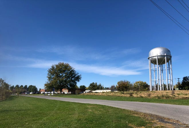 The Wayne Hills area of Waynesboro combines many things — a nearby community center, a separate pre-K building, city offices, a tiny watershed area and lots of working class homes on quiet streets.