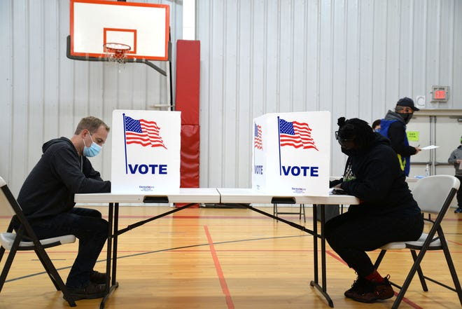If you plan to vote during theprimary on June 8 in Augusta County, Staunton or Waynesboro, here's what you need to know.