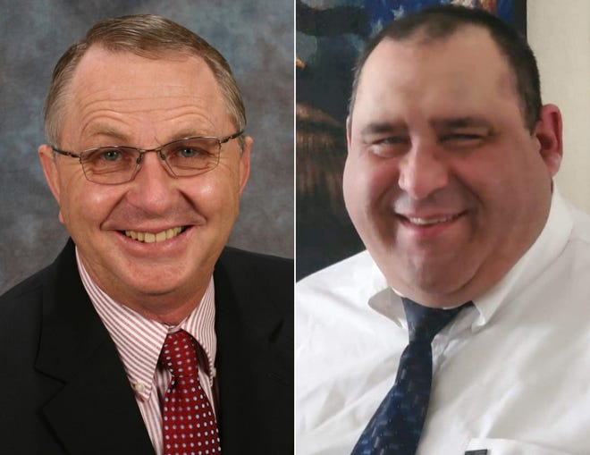 Incumbent Republican Dean Cox is defending his seat on the Washington County Commission from challenger Rob Love, of the Independent American Party.