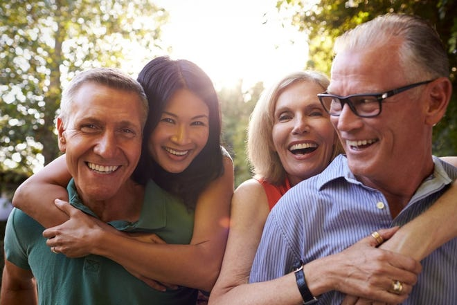 Every retirement plan should account for the social needs of active adults.