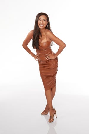 """Jeannie Mai competed on this season of """"Dancing with the Stars."""""""