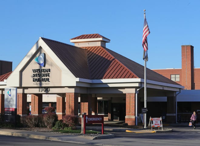 Western Reserve Hospital in Cuyahoga Falls has found a new minority partner in Northeast Ohio.