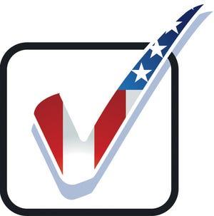 Election check mark