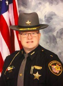Sheriff Jeff Paden