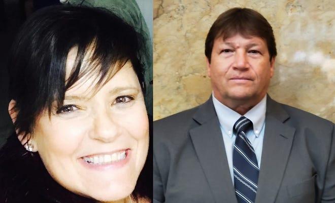 Dana McCool and Julio David Sosa were elected Tuesday to the Deltona City Commission.