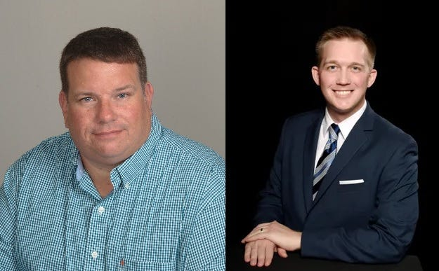 William Sell and Jim Pappalardo were elected Tuesday to the DeBary City Council.
