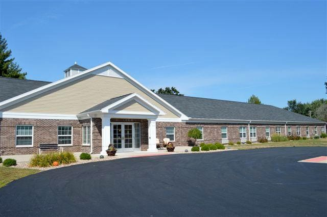 Hickory Grove Supportive Living Facility is shown in Carthage, Ill.