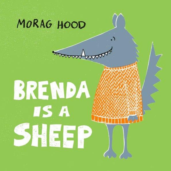 """""""Brenda is a Sheep"""" by Morag Hood"""
