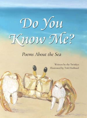 """""""Do You Know Me? Poems About the Sea"""""""